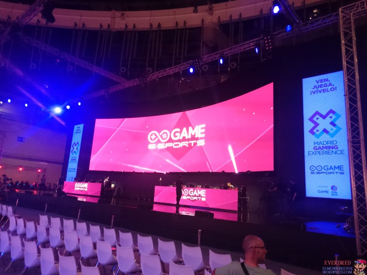 Madrid Gaming Experience 2016