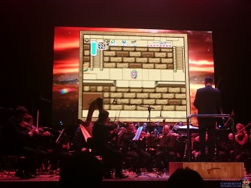 The Legend of Zelda Shymphony of the Goddesses Bilbao 2016