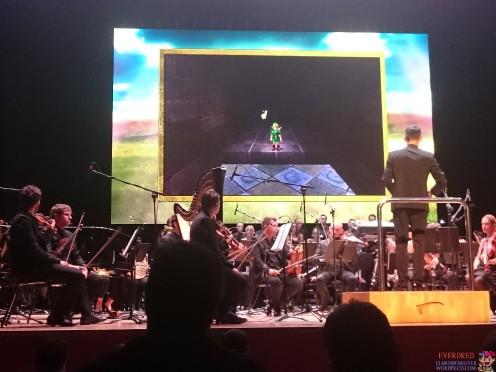The Legend of Zelda Shymphony of the Goddesses Bilbao 2016