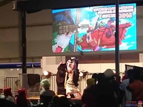 Festival del Manga de Getxo 2016