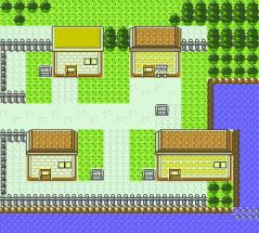 Pokemon Oro y Plata Space World Ciudad 2
