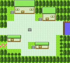 Pokemon Oro y Plata Space World Ciudad 3