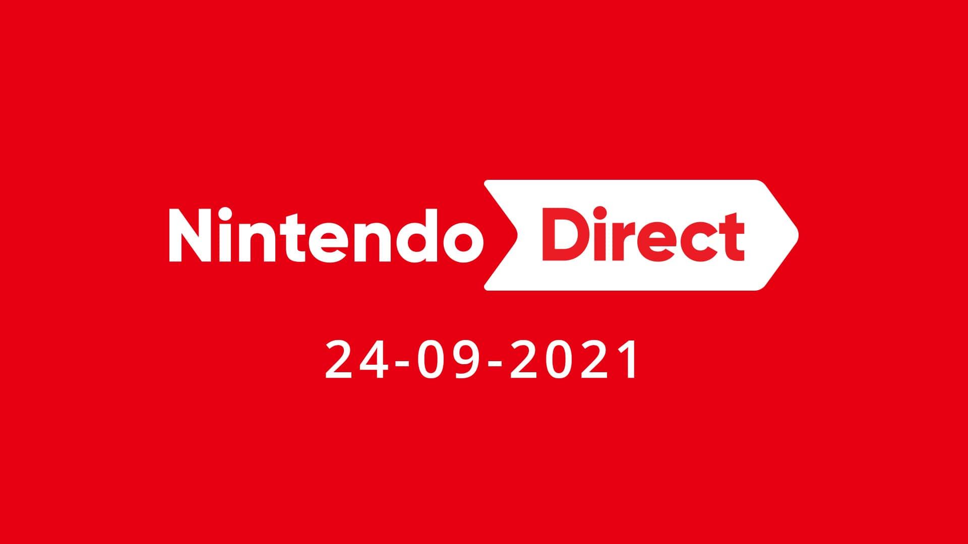 Nintendo Direct 24-09-2021