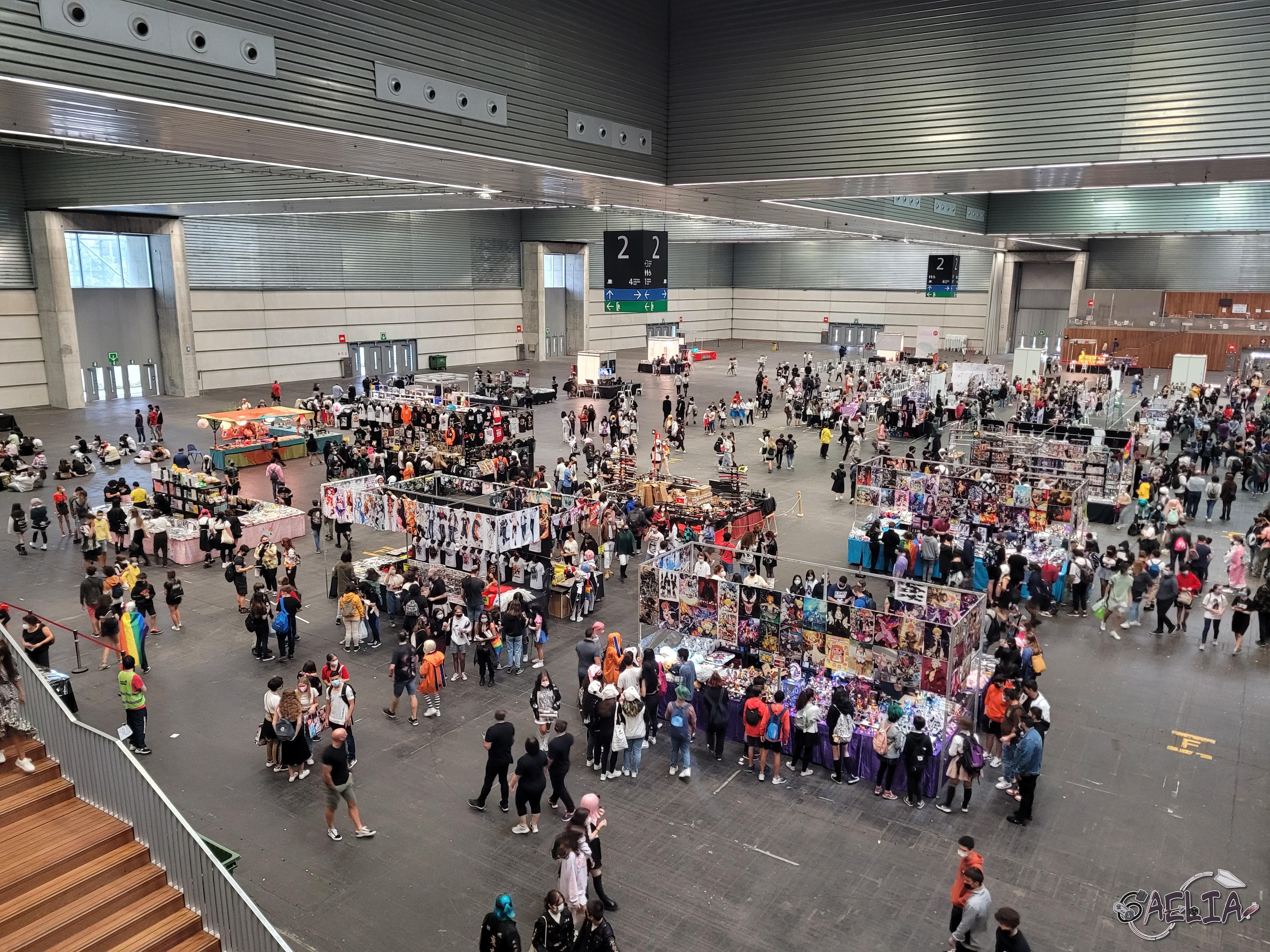 Reportaje: Japan Weekend Bilbao octubre 2021